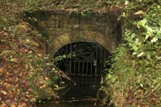 Ondergrondse ijzermijn